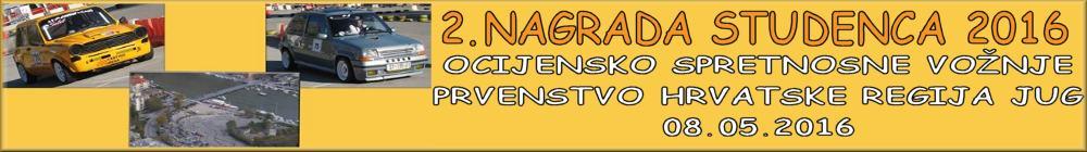 2 Nagrada STUDENCA u OSV-u 2016